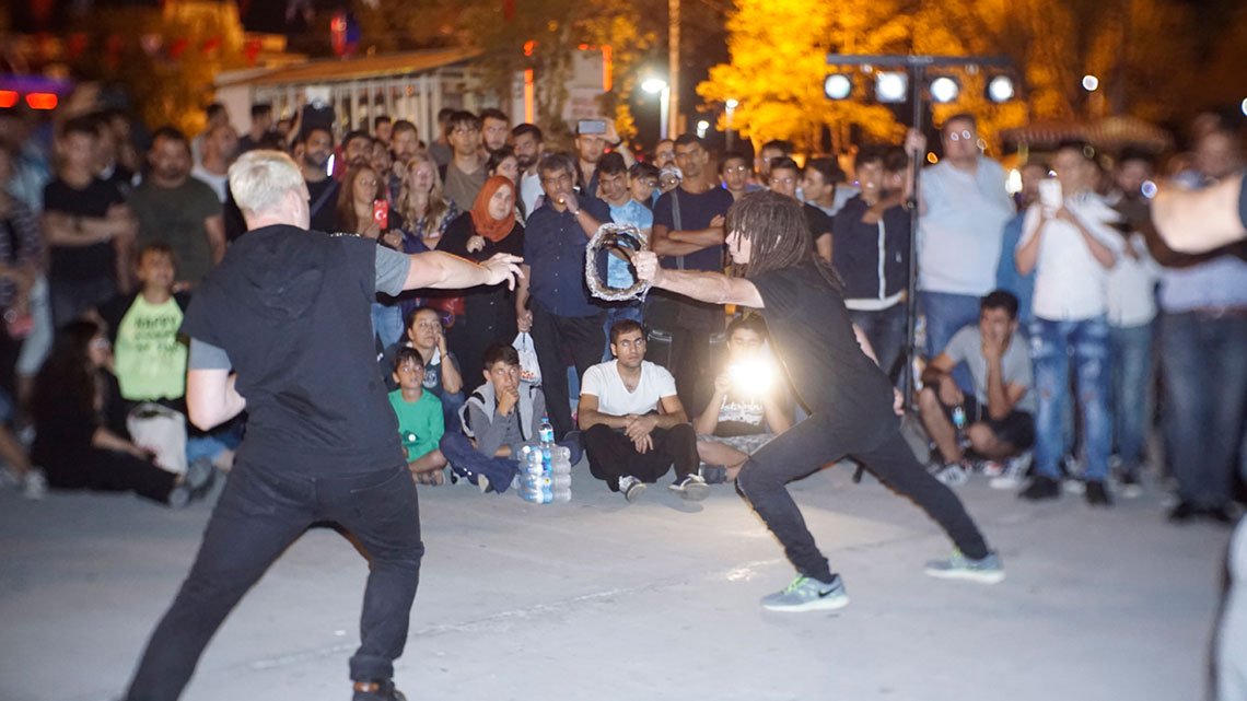 The NLM Street Performance